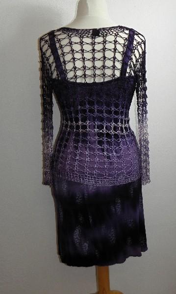 Šaty s falešným páskem eafeeb4b11
